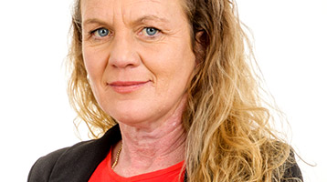 Joanne Clark: Flipping mental illness on its head