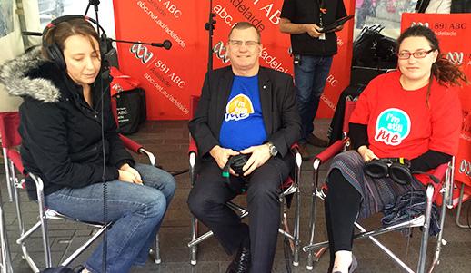 South Australian Mental Health Commissioner Chris Burns