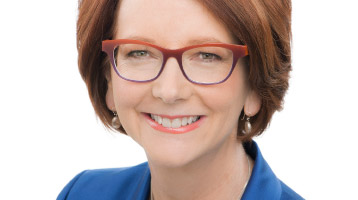 Julia Gillard: What do you think is Australia's most common mental health issue?