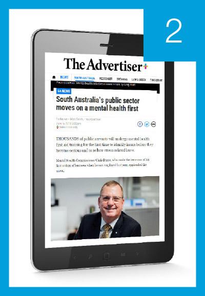 Building a mentally healthy public sector