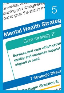 South Australia's Mental Health Services Plan