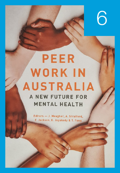 Advocating for a professionalised mental health peer workforce