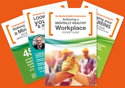 Achieving a Mentally Healthy Workplace Pocket Guide