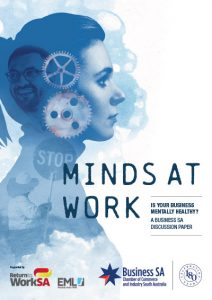 Minds at Work: Is Your Business Mentally Healthy discussion paper