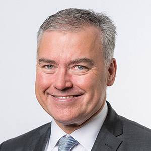 Stephen Wade, Minister for Health and Wellbeing