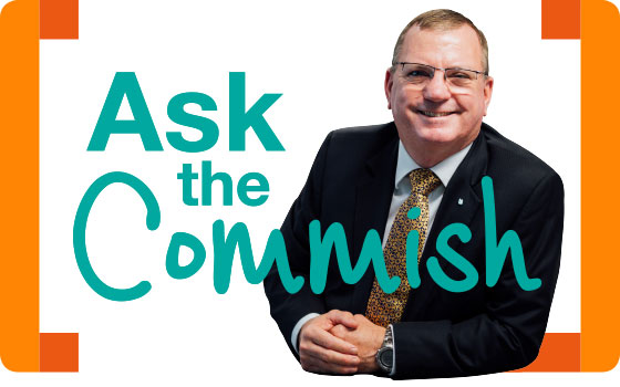 Ask the Commish