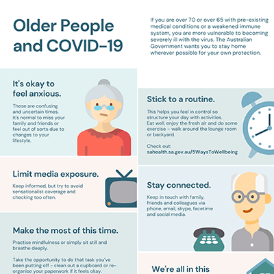 Older People and COVID-19